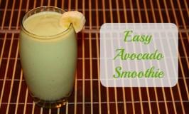 avocado smoothie feature
