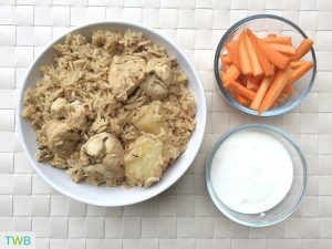 Akni | Chicken Akni