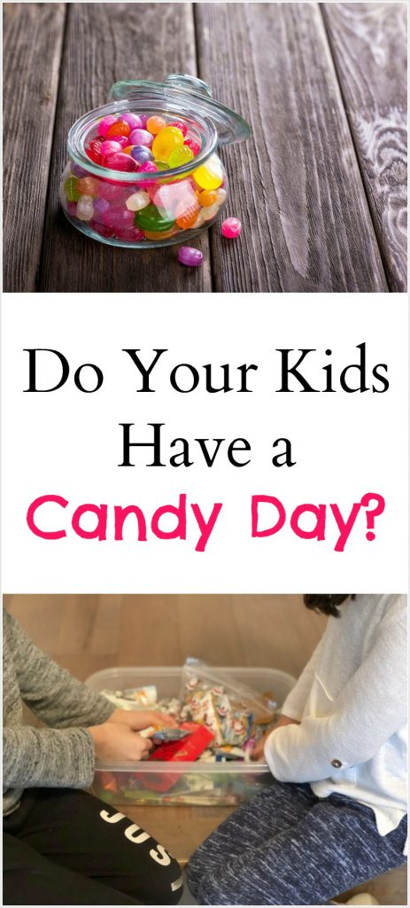 Do Your Kids Have A Candy Day?