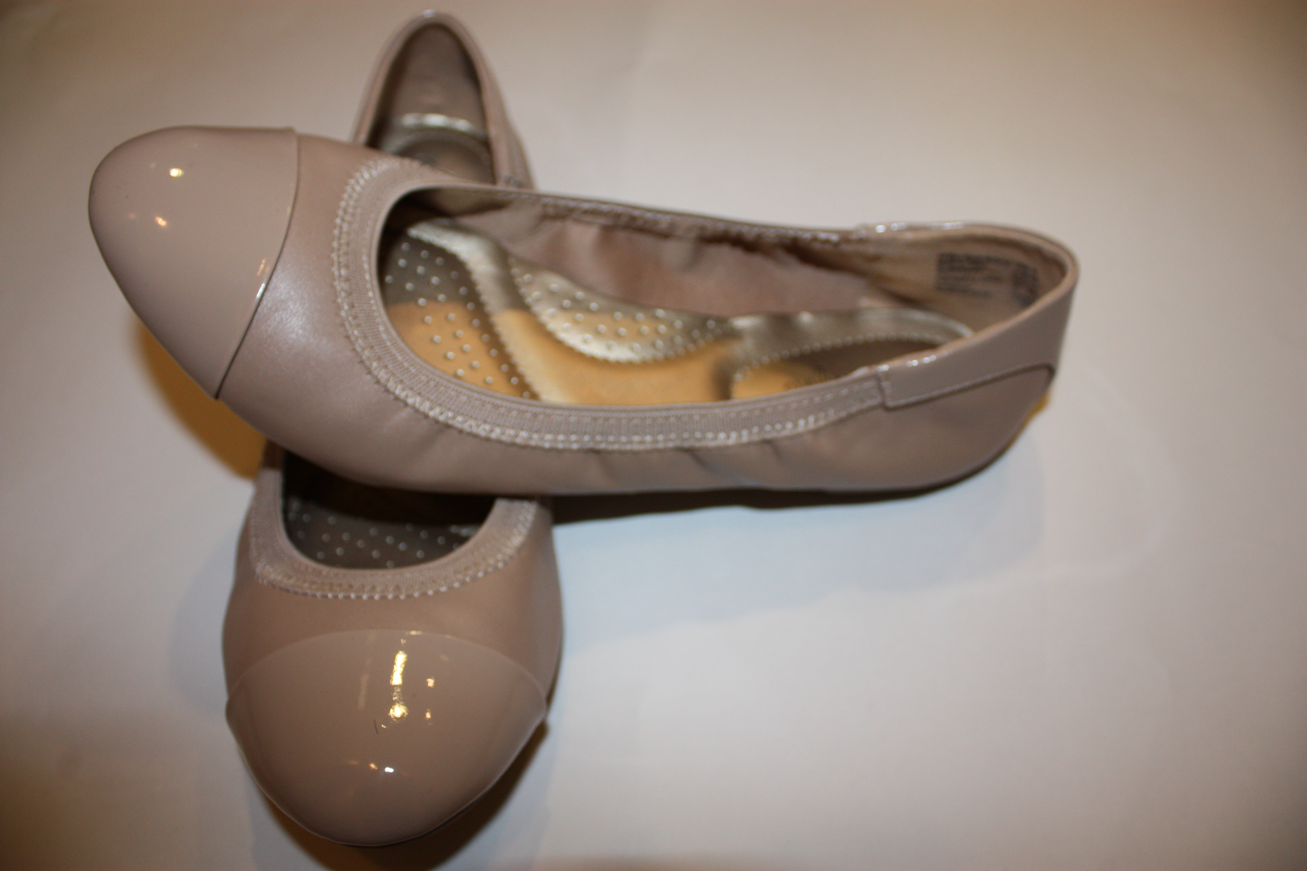 Ballerina flats from Payless Shoes