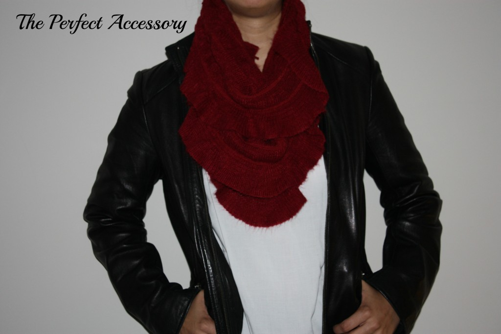 The infinity scarf-perfect accessory