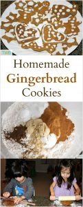 Homemade Gingerbread cookies recipes\
