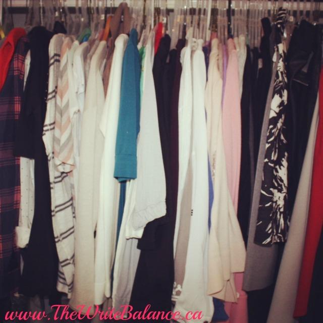 Closet view IG
