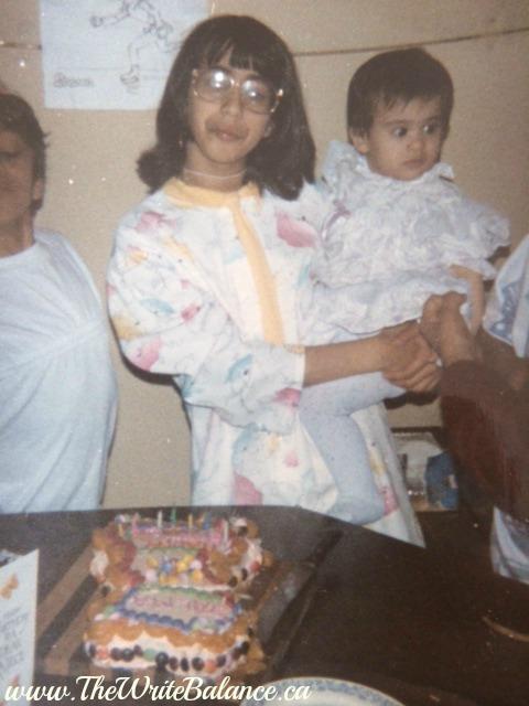 Salma at age 11