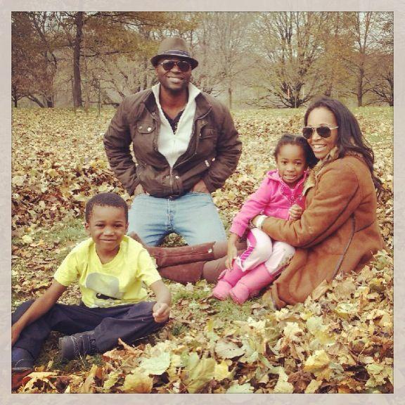Tracy Moore Family Photo