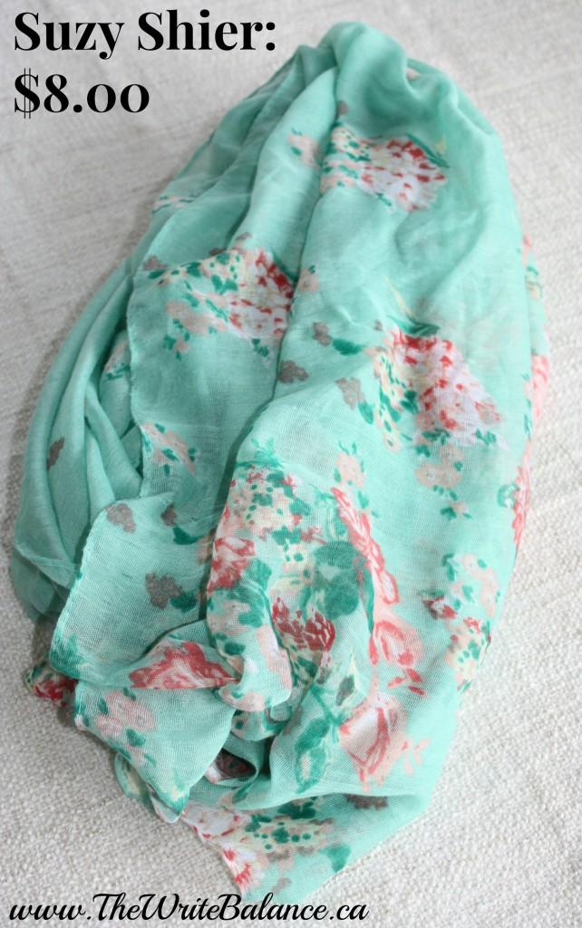 suzy shier scarf