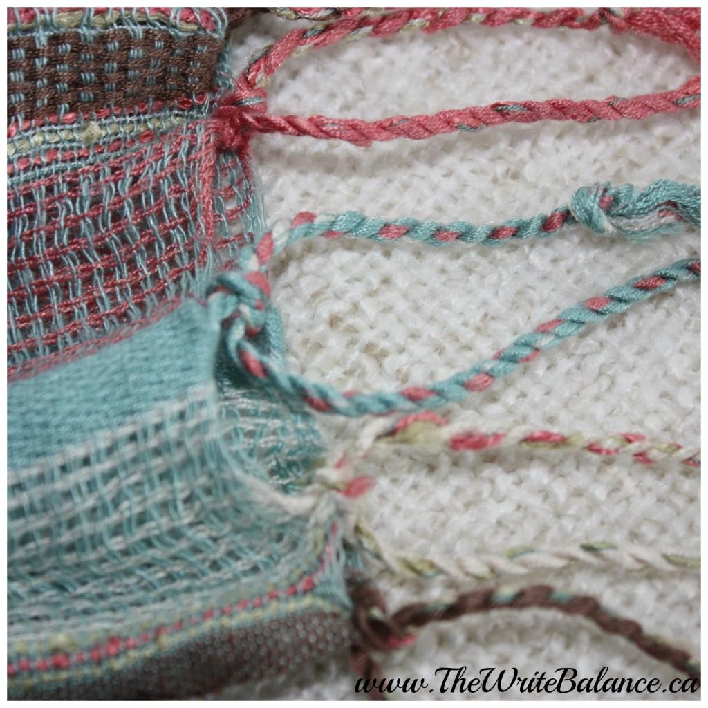 tied tassels DIY