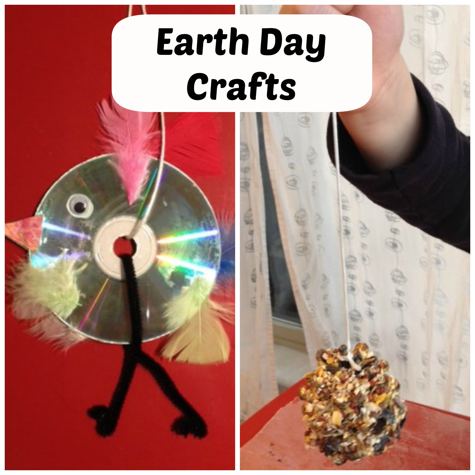 Earth Day Crafts - The Write Balance