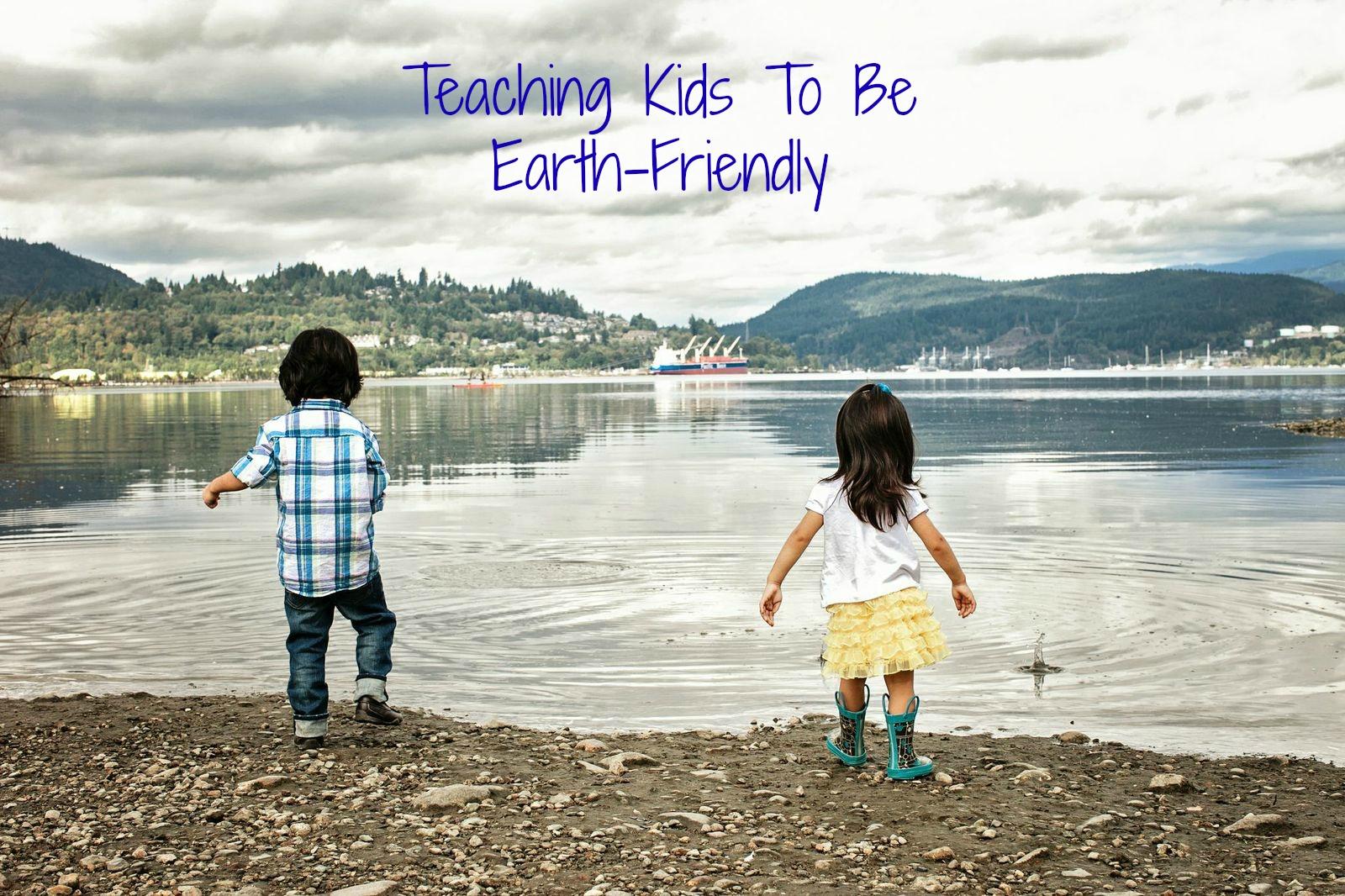 Earth-friendly kids