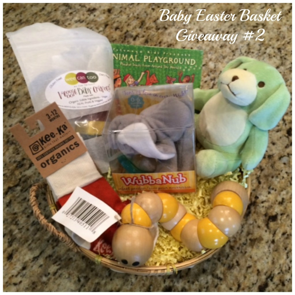 baby easter basket gvwy