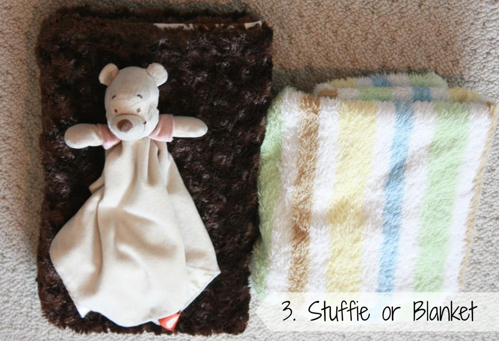 favorite stuffie