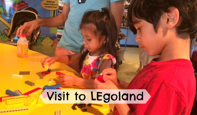 legoland feature