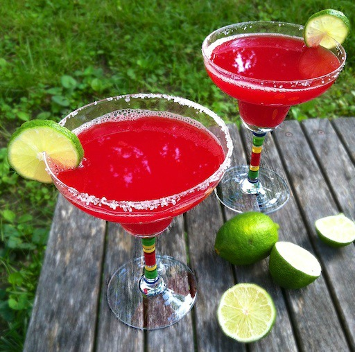 Watermelon-Margaritas