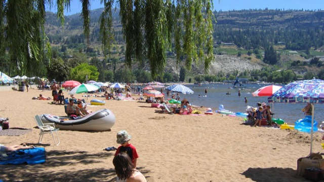 skaha beach