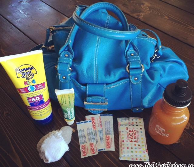 5 summer essentials