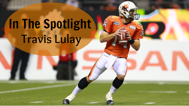 Travis Lulay Feature
