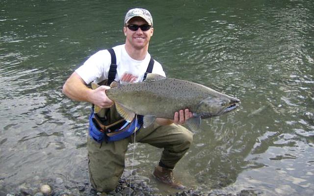 Travis lulay fishing 1