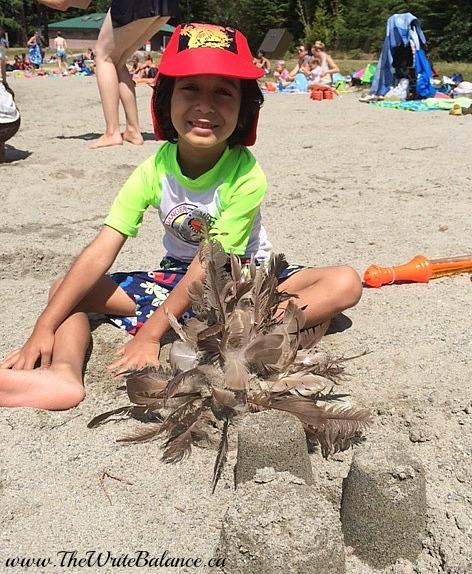 Keyan Building Sandcastle