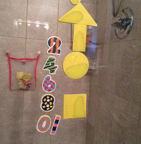 shower numbers