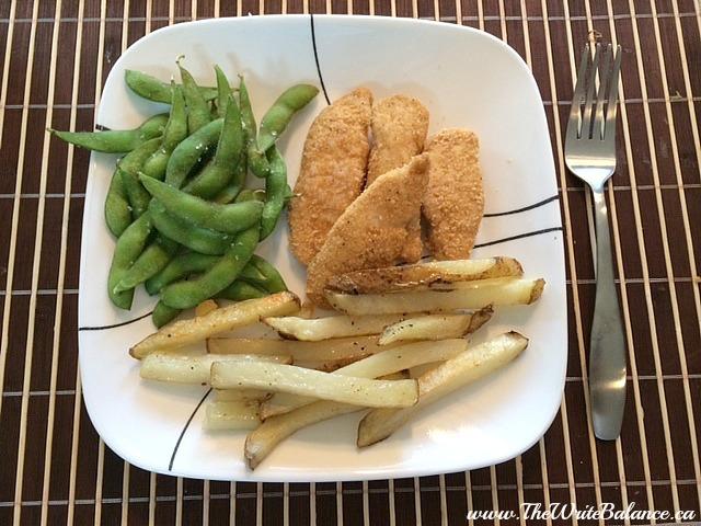 chicken strips dinner last