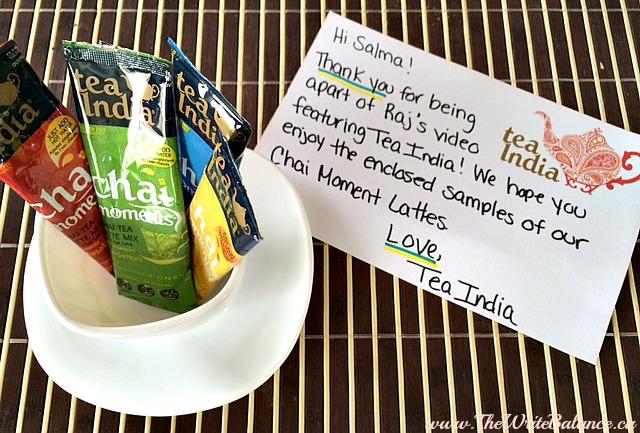 tea india note