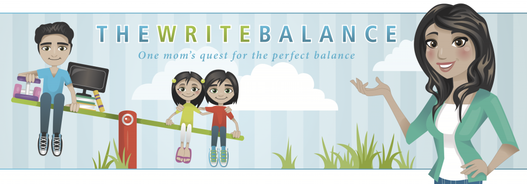 The Write Balance - logo final