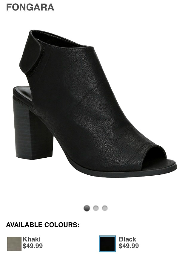 call it spring bootie