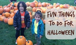 fun things for Halloween feature