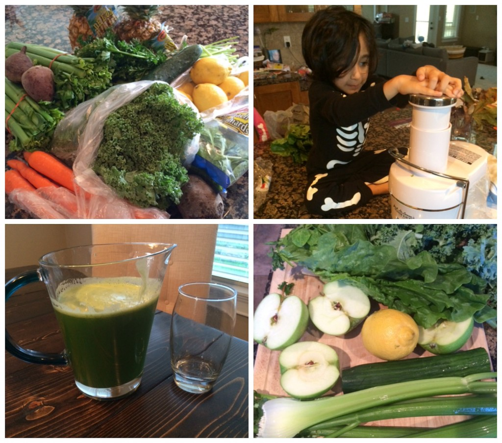 juice cleanse feature