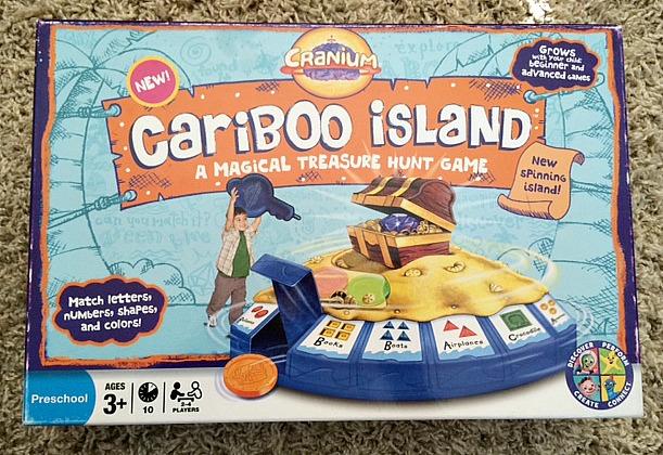 playing cariboo island