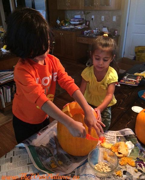 pumpkin carving 2013 1