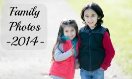 2014 Family Photos feature