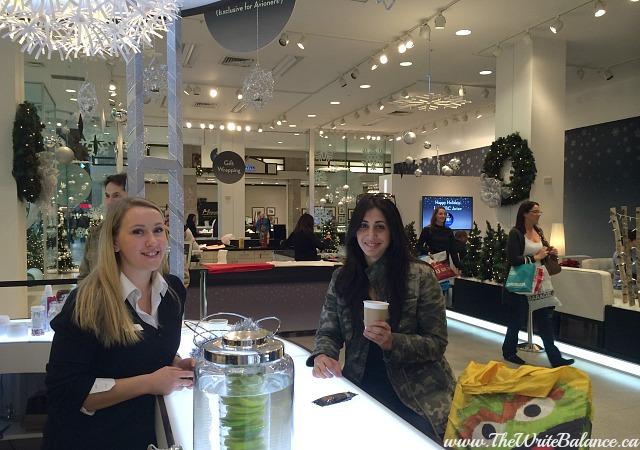 Salma at RBC Avion Boutique1