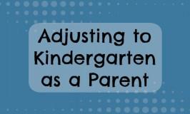 adjusting to kindergarten feature