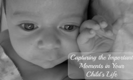 capturing moments feature
