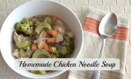chicken noodle soup feature