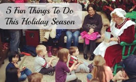 5 fun things this holiday feature