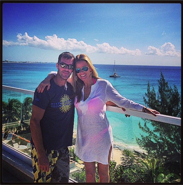 Trista & Ryan in Grand Cayman