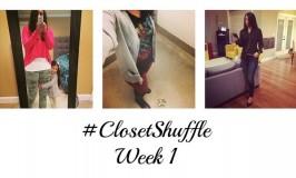 #closetshuffle feature