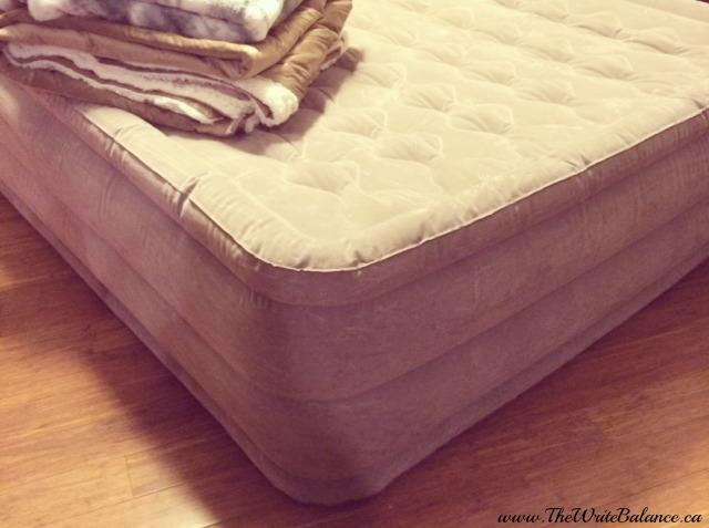 sleepover big mattress