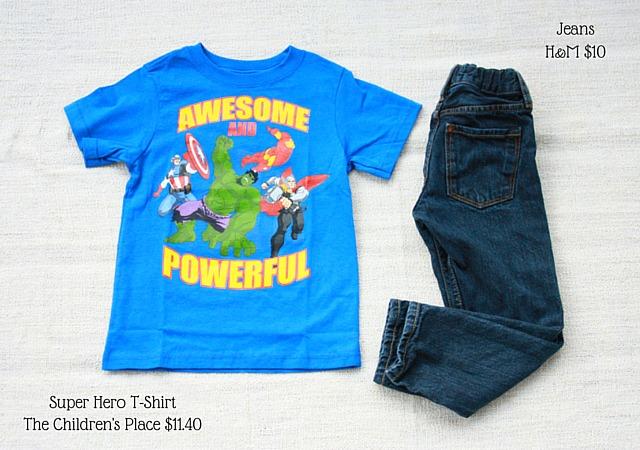 #BDFL2015 Son's clothes PM