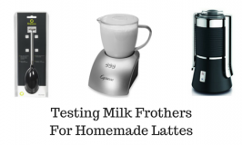 Testing Milk Frother Feature-3