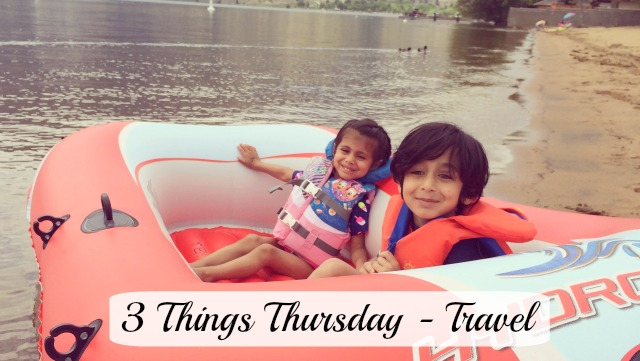 3 things thursday travel