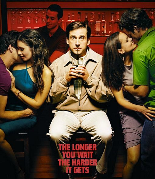 Best Romantic Comedies To Watch- 40 year old virgin