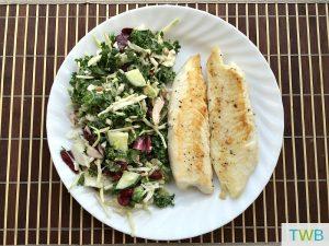 Quick & Easy Meals | 5 Ingredient Dinners - Seasoned Tilapia recipe