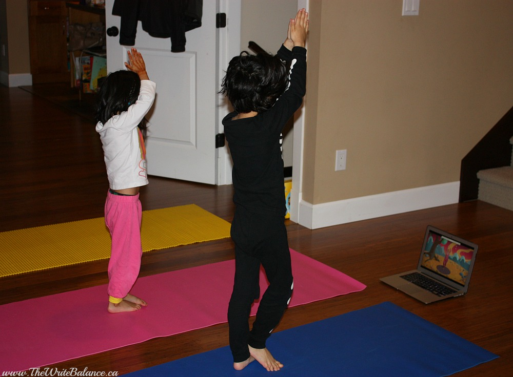 5 ways to exercise with kids