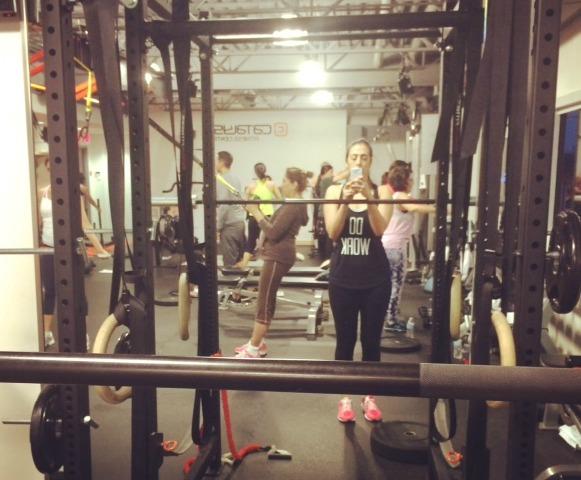 BYOBF workout photo