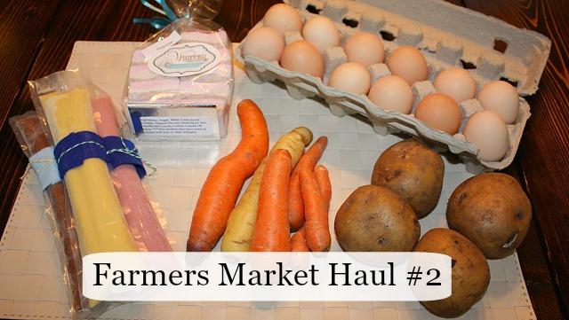 Farmers Market Haul #2