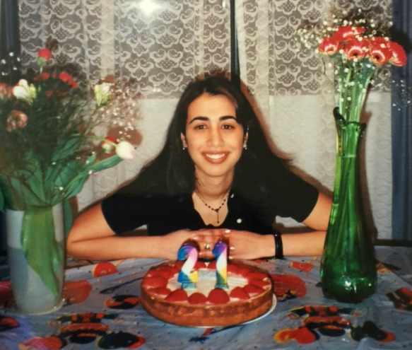 Salma 21 birthday