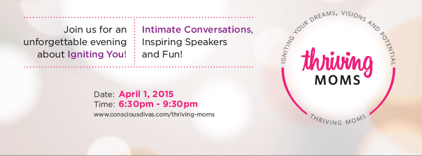 Thriving Moms Banner